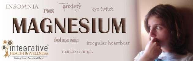 Wellness | Functional Medicine | Magnesium Deficiency | Granger IN